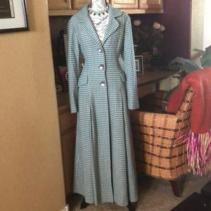 Beautiful, Almost New Kenzie Maxi Coat by size 10